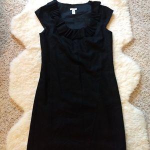 J Crew LBD Little Black Dress Women's size 4